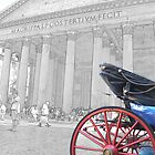 The Pantheon at Rome by salvo
