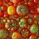 Heirloom Tomatoes by Mieke Vleeracker