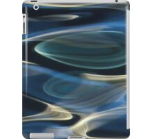 Water Abstract H2O #10 iPad Case/Skin