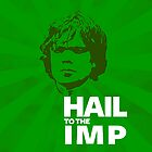 hail to the imp lannister ipad case by kennypepermans