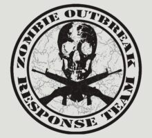 Zombie Outbreak Response Team by shakeoutfitters