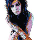 Kat Von D by Rich Anderson