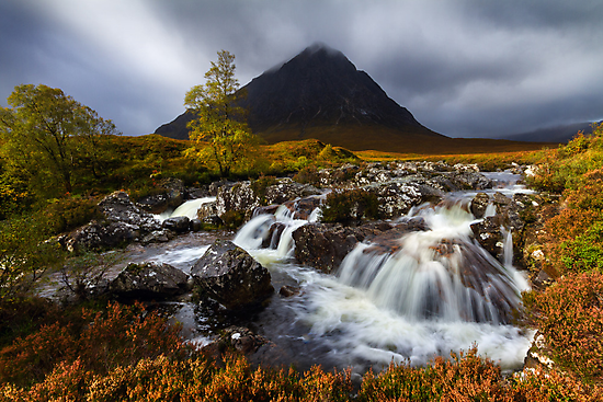 Buachaille Etive Mor. Glen Coe. West Highlands. Scotland. by photosecosse /barbara jones