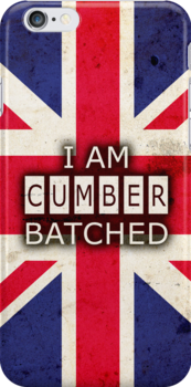 I AM CUMBERBATCHED (UK Edition) by ikado