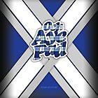 Och Aye Pad! by Alisdair Binning