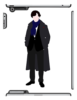 Sherlock by UtherPendragon