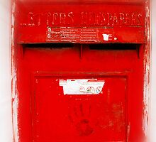 Letterbox - IPad Case by Sandro Rossi