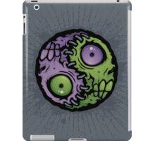 Zombie Yin-Yang iPad Case/Skin