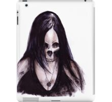 Dead-She iPad Case/Skin