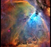 The Orion Nebula by SOIL