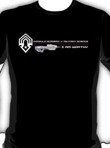 Corbulo academy (H)- forward unto dawn T-Shirt