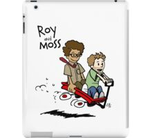 Roy and Moss iPad Case/Skin