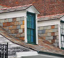 New Orleans Windows and Doors X by Igor Shrayer