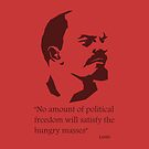Lenin by macaulay830