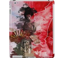 Geisha's Delight iPad Case/Skin