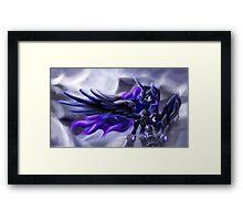Warrior Luna Framed Print