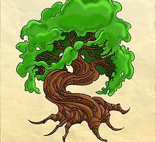 Tree of Life by screamingtiki