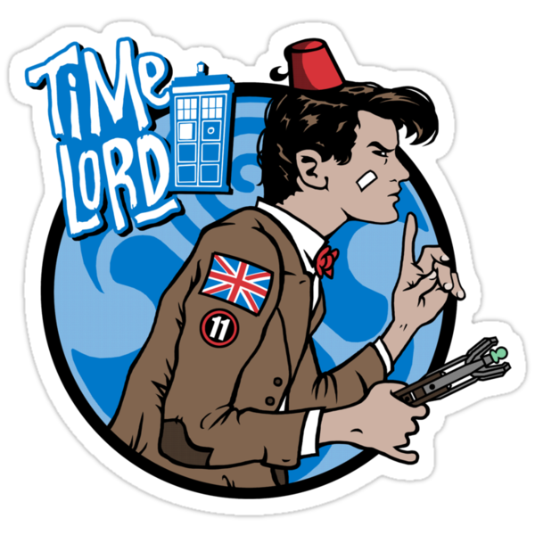 Time Lord by Baznet