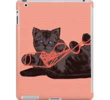 Cat's Cradle iPad Case/Skin