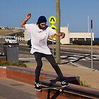 Nose Slide - Empire Park Skate Park by reflector