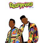 Fresh Prince Iphone Case by Prince92