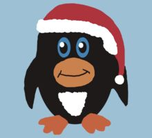 Christmas Penguin by Rajee