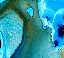 Blue Lagoon by Sharon Cummings