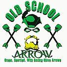 Old School Arrow by devildrexl