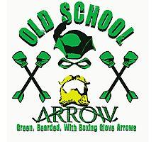 Old School Arrow Photographic Print