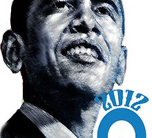 OBAMA 2012 by chasemarsh