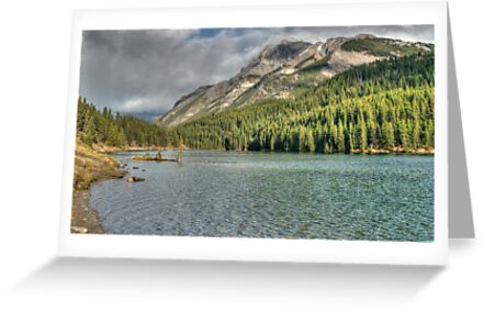 Two Jack Lake by Keri Harrish