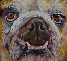 Bulldog by Michael Creese