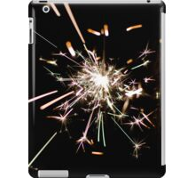 No Amount Of Darkness Can Hide A Spark Of Light iPad Case/Skin