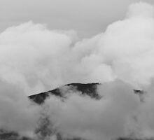 clouds snuggling by Alenka Co