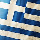 Greece flag  by naphotos