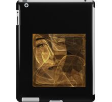 love don't live here anymore [smoky matte rendition] iPad Case/Skin