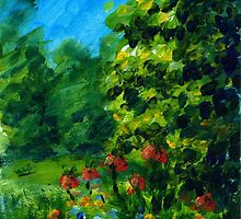 Eternal Summer by Varvara Drokova