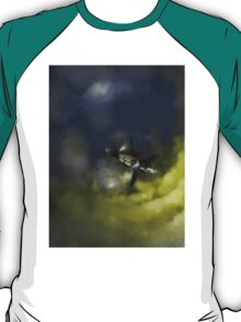 Stranded Space Craft Painting T-Shirt