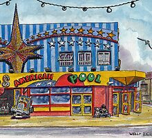 lucky star amusements by Tim Wells