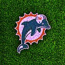 Miami Dolphins by Barbo