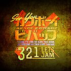 Cowboy Bebop Lets Jam - (iPad) by Adam Angold