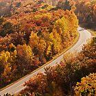 October Road by April Koehler