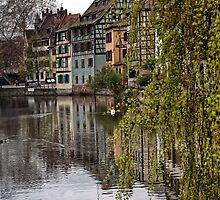 Strasbourg Waterways by Kasia-D