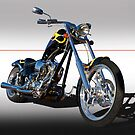 Custom Chopper 4 by DaveKoontz