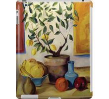 Pear and Apple iPad Case/Skin