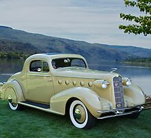 1934 LaSalle Rumble Seat Coupe by DaveKoontz
