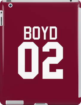 Boyd Jersey - white text by sstilinski