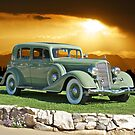 1935 Buick 61 Sedan by DaveKoontz
