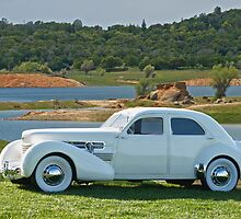 1937 Cord 812 Beverly by DaveKoontz