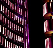 Willis Group and Lloyd's of London Abstract by DavidHornchurch